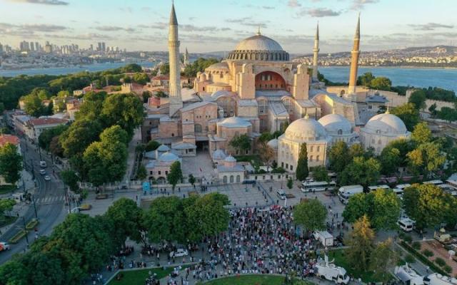 Jihad, Crusades Etc: Turkish President Erdogan Reconverts ...
