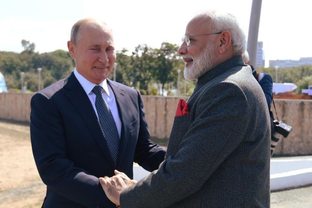 After US, France And Australia, India To Sign Defence Logistics Sharing Pact With Russia