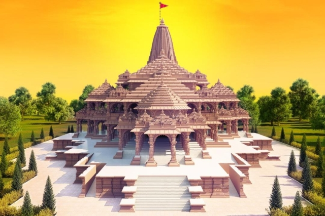 Ram Janmbhoomi Trust Received Rs 41 Crore In Donations Ahead Of Mandir's Bhoomi Pujan