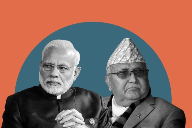 After Staving Off Threats To His Posts, Nepal PM Oli Jettisons Jingoism To Mend Fences With India