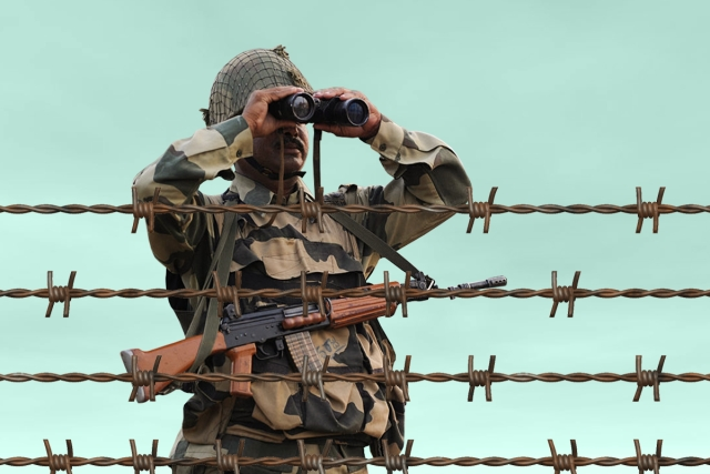 A New Trouble For BSF On India-Bangladesh Frontier: Demographic Change In Bengal's Border Districts Has Led To Spurt In Trans-Border Crimes