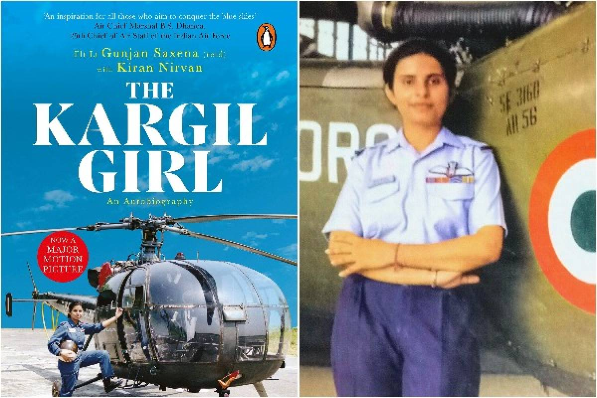 The Kargil Girl Gunjan Saxena S Own Account Of What Really Happened At The Udhampur Base