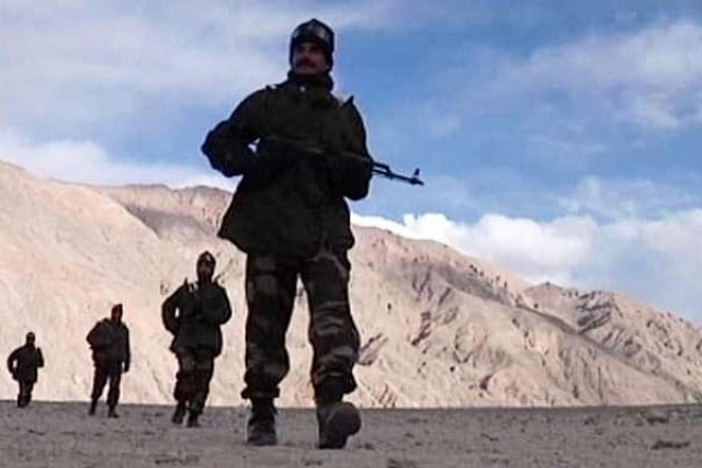 Indian Army Takes Positions At Strategic Heights All Across The LAC, Tells China It Will Not Withdraw Troops