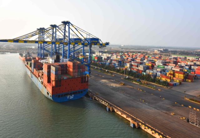 Boosting India's Export Competitiveness, Turnaround Time At Major Ports Falls In Last Six Years