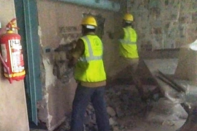 Shiv Sena Led BMC Carries Out Demolition At Kangana Ranaut's Office, Actor Calls Demolishers 'Babur's Army'