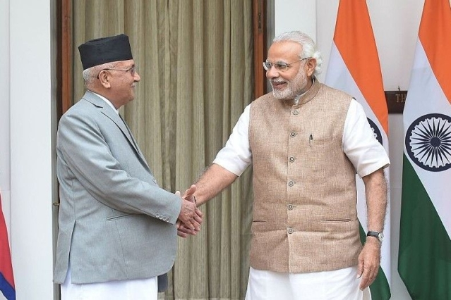 The Himalayan Chill In India-Nepal Ties Is Blowing Over With Both Sides Lining Up Series Of Meetings