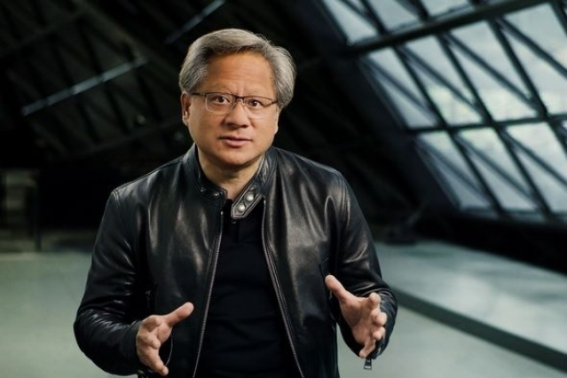 Chipmaking Giant Nvidia 'Arms' Itself For An AI-Driven Future