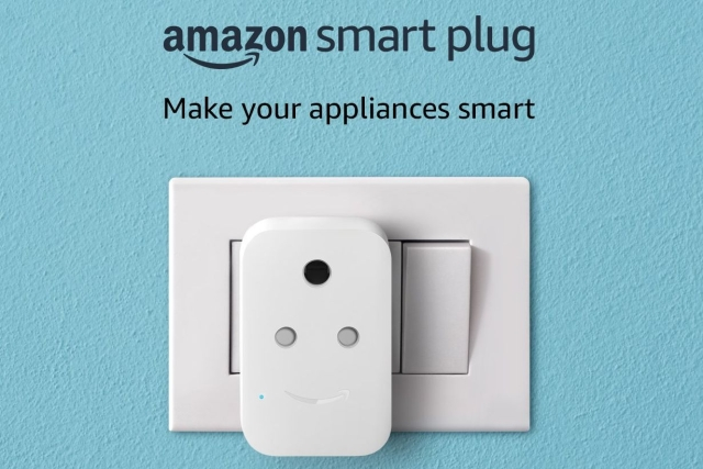 Amazon Launches Alexa-Compatible Smart Plug In India To Control Appliances At Home