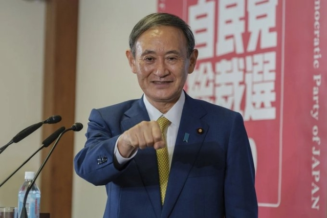 Yoshihide Suga Elected Japan's New Prime Minister After Shinzo Abe Retires Due To Health Reasons
