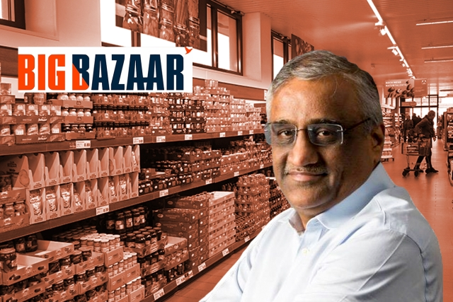 Future Group: How Kishore Biyani Built The Big Bazaar Brand And Why He Can't Be Written Off As Yet