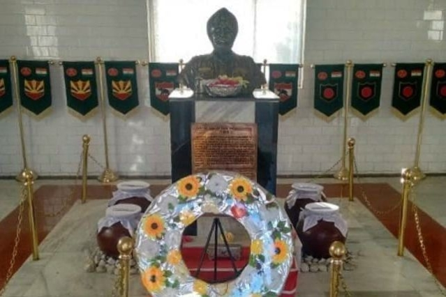 War Memorial To Honour 1962 War Hero Subedar Joginder Singh Inaugurated At Arunachal Pradesh's Bum La
