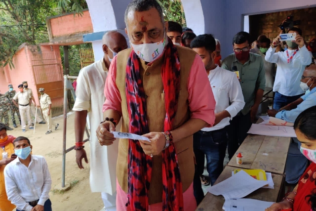 Bihar Election 2020: Voting Underway For 71 Assembly Seats ...