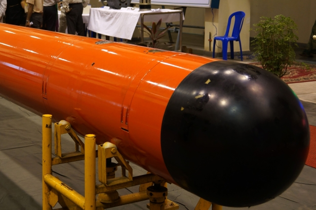 Big Boost For India's Naval Firepower: First Indigenous Heavy Weight Torpedo, Varunastra, Delivered To Indian Navy By Bharat Dynamics