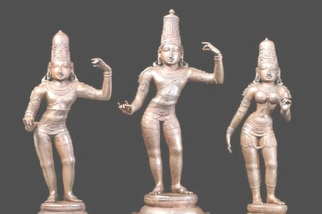 Gods Return From UK: Thirteenth Century Stolen Idols Of Lord Ram, Lakshman And Sita Handed Over To Tamil Nadu