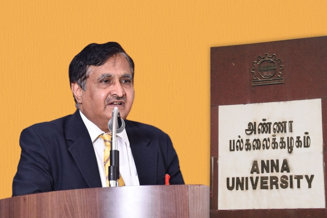 Why The Tamil Nadu Government Has Ordered A Probe Against Anna University Vice-Chancellor M K Surappa