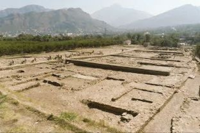 Pakistan: 1,300-Year-Old Vishnu Temple With Water Tank, Cantonment And Watchtowers Discovered In Swat District