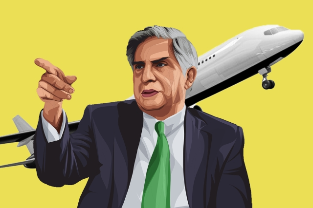 Fight For Flight: The Story Of Tata Group In The Airline Industry