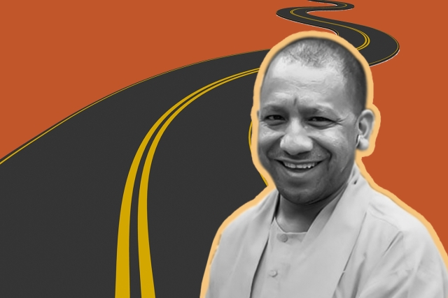 'Road' To Power: Yogi Adityanath Doubles Down On His Infrastructure Push 15 Months Before 2022 Assembly Election