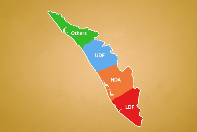 Why The Congress-Led UDF May Be More Worried About The Slow But Steady Growth Of BJP In Kerala