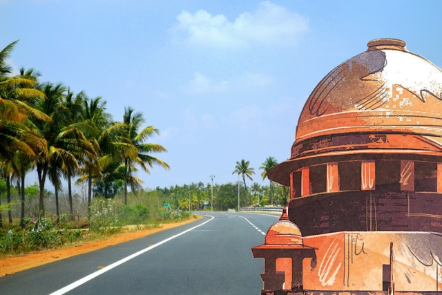 Here's Why Supreme Court Has Given Green Signal For The Salem-Chennai Expressway Project