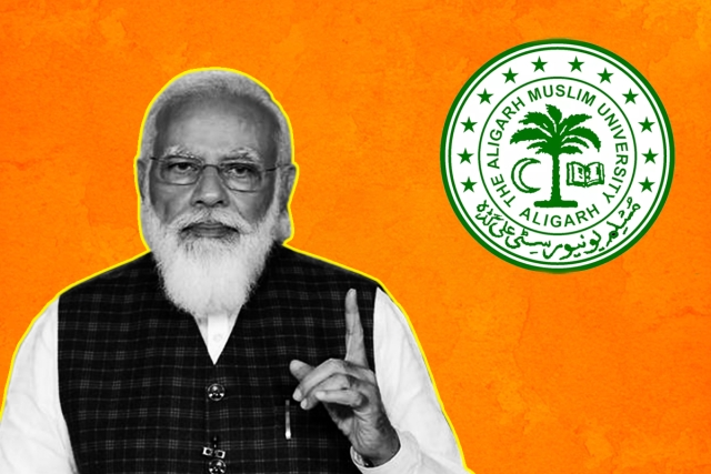 Modi As PM At AMU Is A Humble Act Of Hindutva, And Not An Aberration From It