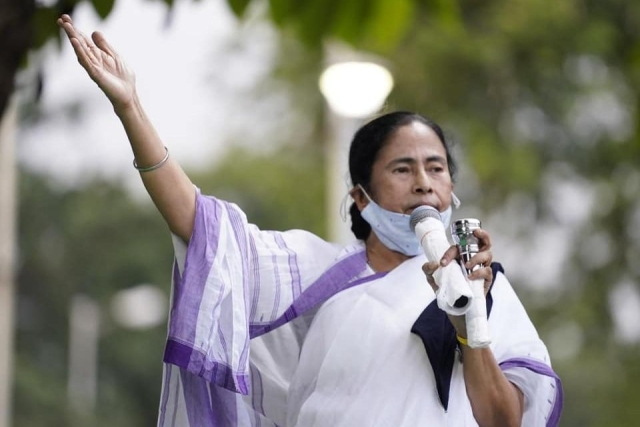 Mamata To Contest Bengal Polls From Suvendu Adhikari's Bastion Nandigram, May Also Contest From Bhabanipur