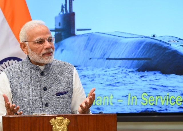 India's Nuclear Submarine Programme To Reach Another Major Milestone With Commissioning Of Second SSBN, Arighat, Early Next Year