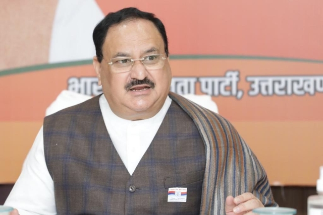 JP Nadda's List Of Tasks For Uttarakhand BJP: Improve Communication With Party Workers And Public, Strengthen Coordination Through Night Stay In Districts, Feedback In 20 Days