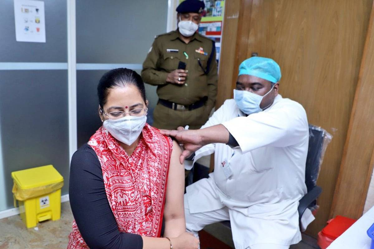 More Than 16 Lakh People Vaccinated Against COVID-19 So Far; Karnataka Leads With 1.9 Lakh Vaccinated