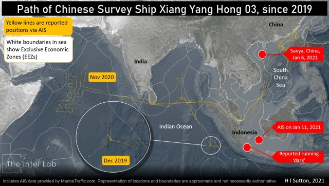 Explained: Why China Is Deploying  Underwater Drones  Near Indian Ocean  Choke Points