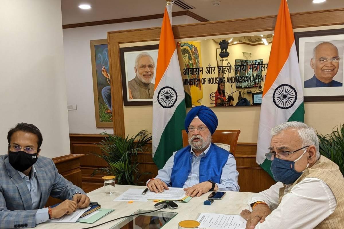 swarajya%2F2021 02%2F340d1ff4 91d6 496b abd6 4540a2f24e35%2FCivil Aviation Minister Hardeep Singh Puri Pic Via Twitter