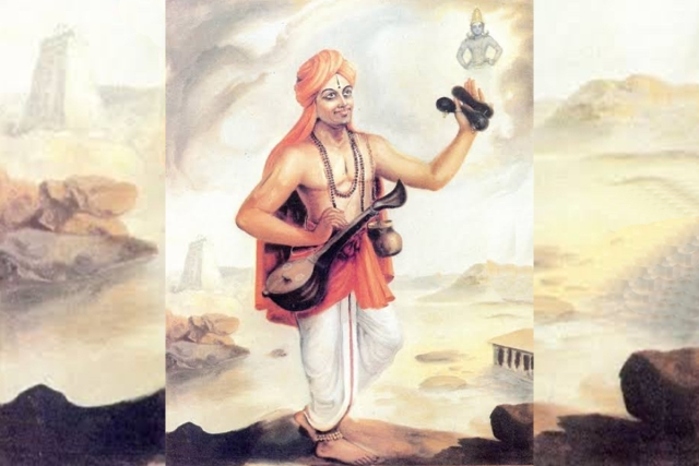Purandara Dasa: A Divine Intervention That Took Classical Music To The Layman