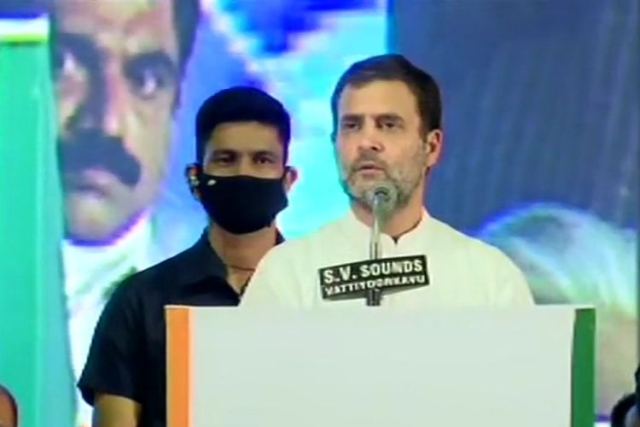 Rahul Gandhi Accused Of Stoking Anti-North India Sentiment In Kerala Speech, Hints They Are Superficial, Not Intelligent