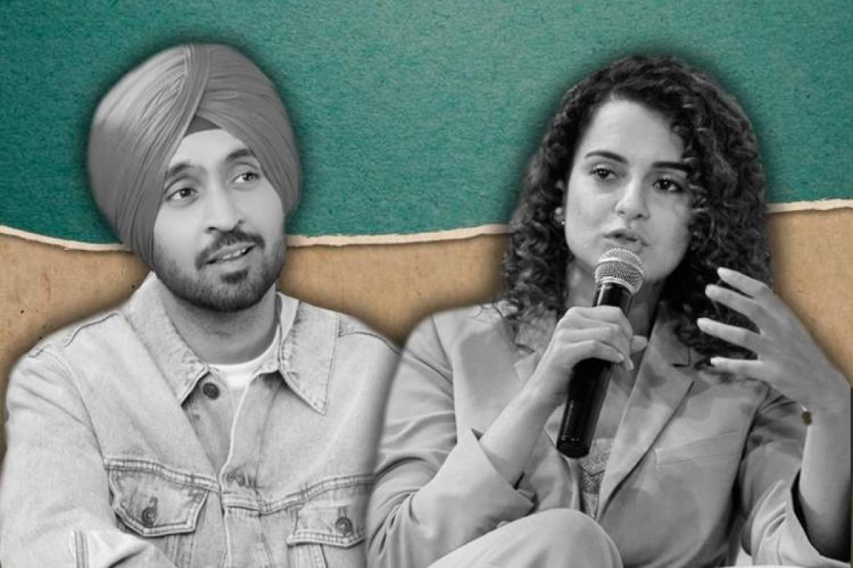 'I Openly Challenged Diljit Dosanjh To Say That He Is Not A Khalistani, Singer Didn't': Claims Kangana Ranaut - Swarajya