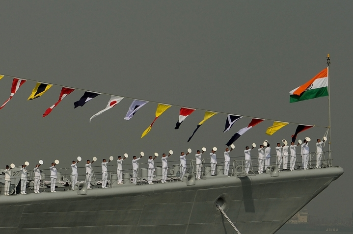 Everything You Needed To Know About The Navy's International Fleet Review