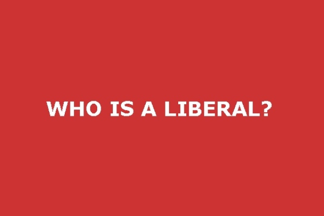 Who Is A 'Liberal'?
