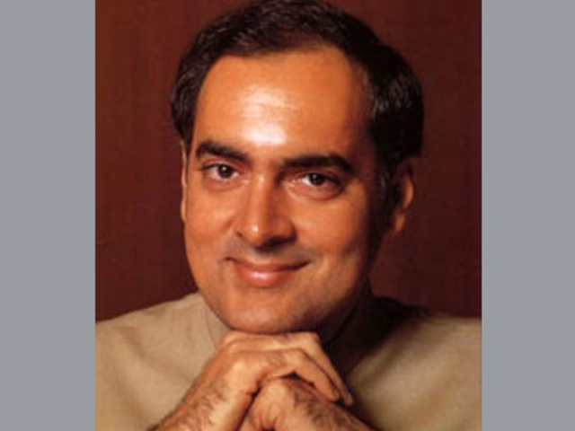 Left-Libs Didn't Protest Much When Rajiv Gandhi Wanted To Make Singing The National Anthem Compulsory