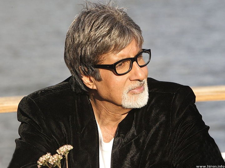 What is Amitabh Bachchan ?