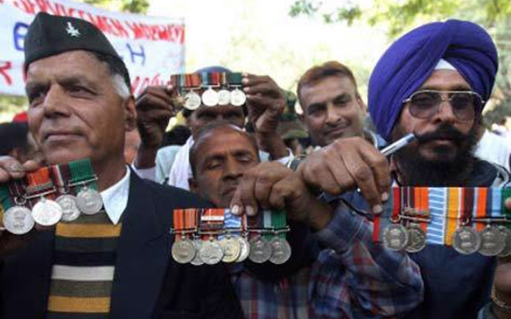 Is No One Responsible For The Lathi-Charge On Our Veterans?