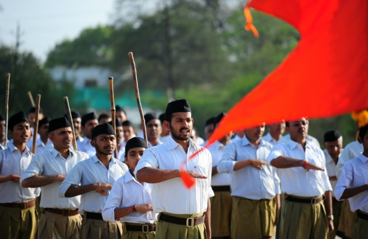 Janata Couldn't Have Won Without RSS
