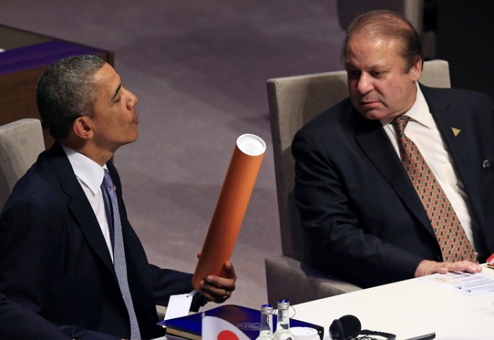 Washington And Islamabad: Friends, But Not Really