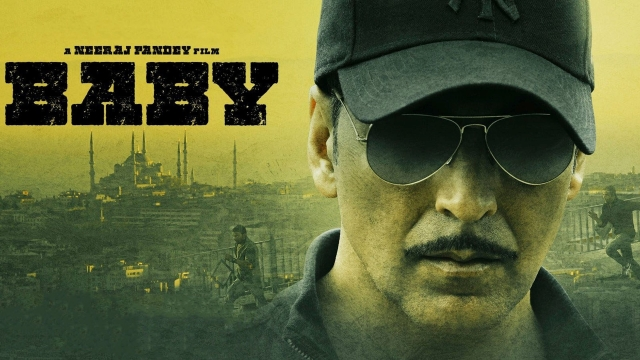 Baby: Topical, Gritty, Engaging Thriller