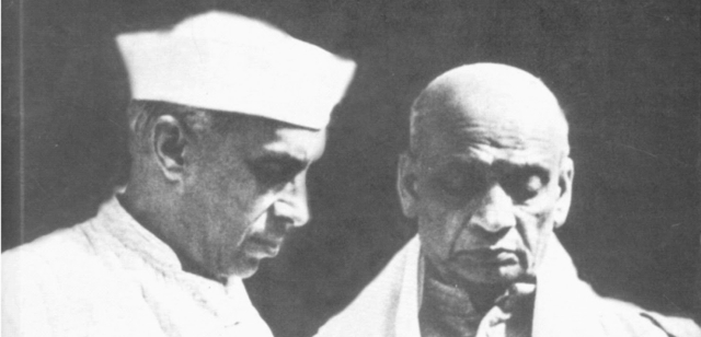 Revisiting Nehru-Patel Differences