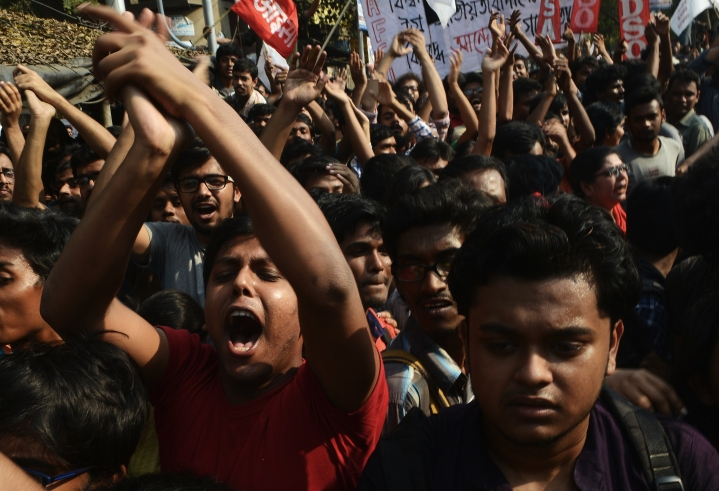 JNU: How The Maoists Are Expanding In Urban Areas