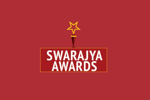 Announcing Swarajya Awards - Celebrating And Honoring The Best Minds Of India