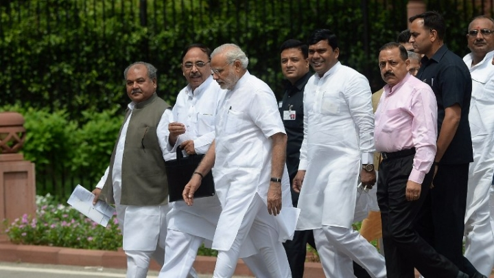 PM Modi's Cabinet Reshuffle Likely To Take Place By 21 June