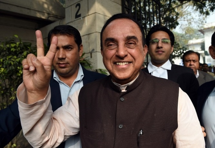 Subramanian Swamy: This Nehru-Gandhi Family Is Totally Anti-National