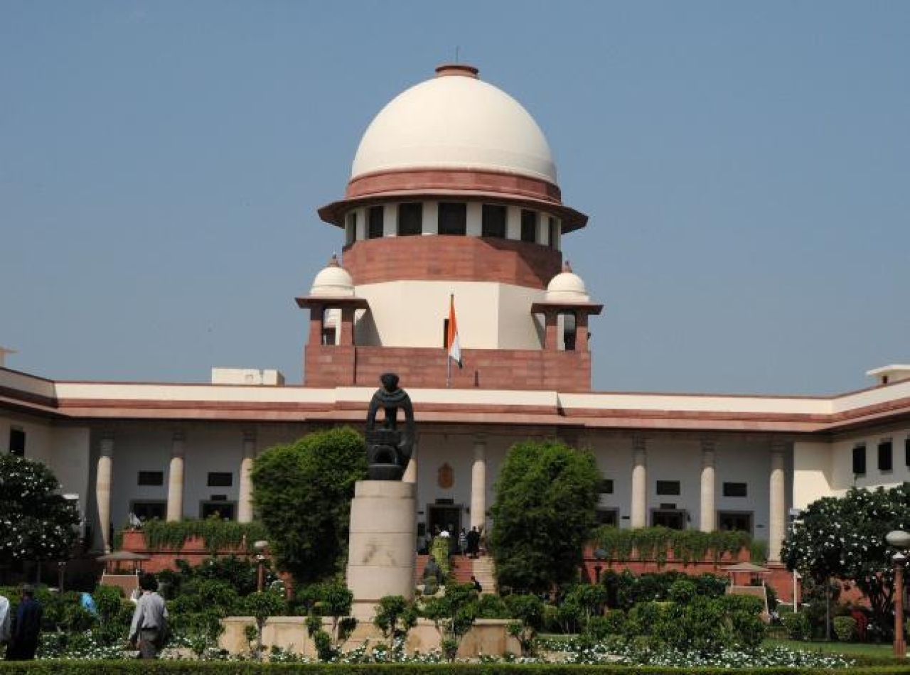 Supreme Court of India. (File Photo)