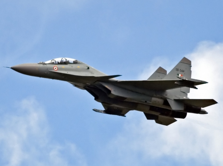 The IAF's Fleet Strength Is Depleting Fast, But Su-30MKI Is Flying To The Rescue