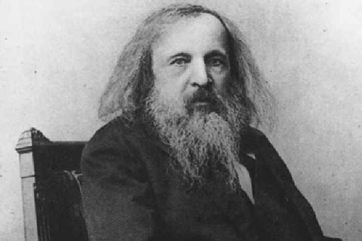 How Sanskrit Led To The Creation Of Mendeleev's Periodic Table